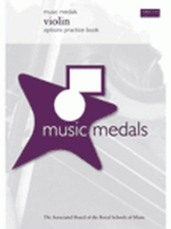 ABRSM Music Medal: Violin: Options Practice Book