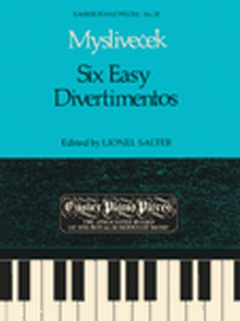6 Easy Divertimentos: Epp25 (Easier Piano Pieces) (ABRSM Ed)