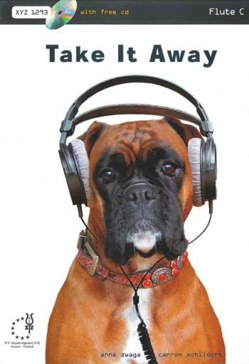 Take It Away: Flute: Book & Cd