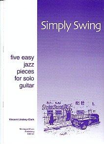Simply Guitar: Simply Swing (Lindsey-Clark)