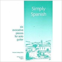 Simply Guitar: Simply Spanish (lindsey-clark)