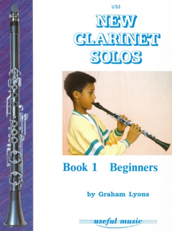 C Clarinet: New C Clarinet Solos: Book 1