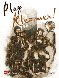 Play Klezmer: Alto Saxophone Part Book & CD