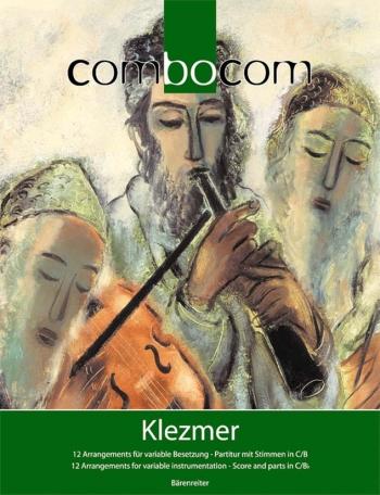 Combocom Klezmer: Variable Ensemble: Score & Parts