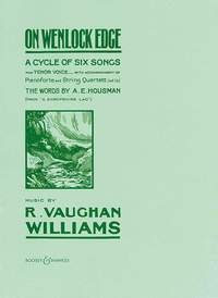 On Wenlock Edge: Cycle Of 6 Songs: Tenor Vocal