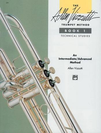 Trumpet Method: Vol1: Technical Studies: Intermediate Advanced Method: Trumpet