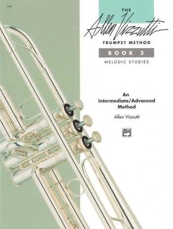 Trumpet Method: Vol3: Technical Studies: Intermediate Advanced Method: Trumpet