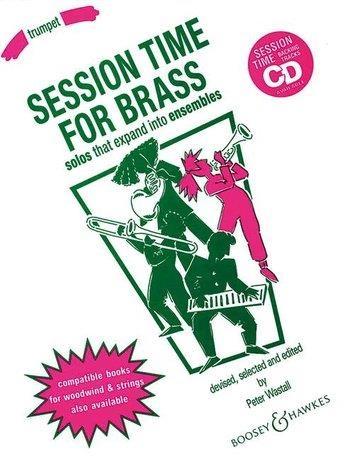 Session Time: Trumpet Part