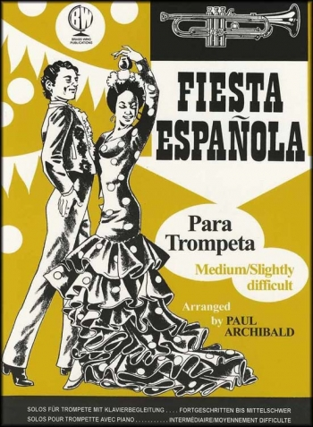 Fiesta Espanola: Trumpet (Brasswind)