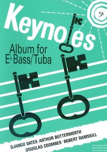 Keynotes Album: Eb Bass Tuba Bass Clef