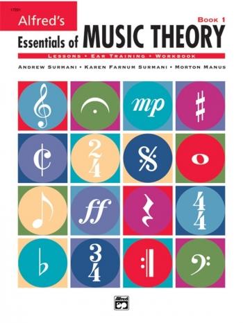Essentials Of Music Theory: 1: Tutor