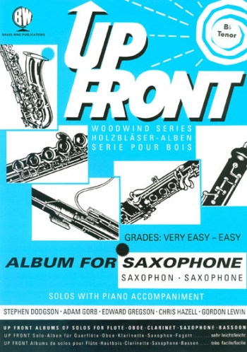 Up Front Album: Tenor Saxophone