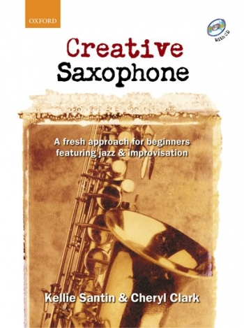 Creative Saxophone: Alto Or Tenor