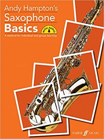 Saxophone Basics: Alto Sax Pupil Book & Cd  New Edition (hampton)