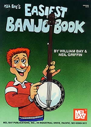 Easiest Banjo Book