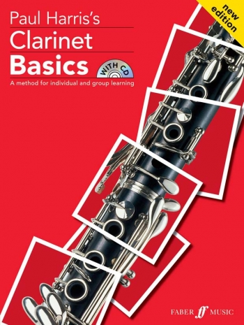 Clarinet Basics: Pupils Part & Cd New Edition (Paul Harris)