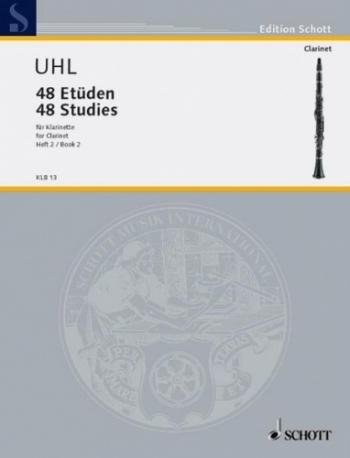 48 Studies: Book 2: Clarinet Solo