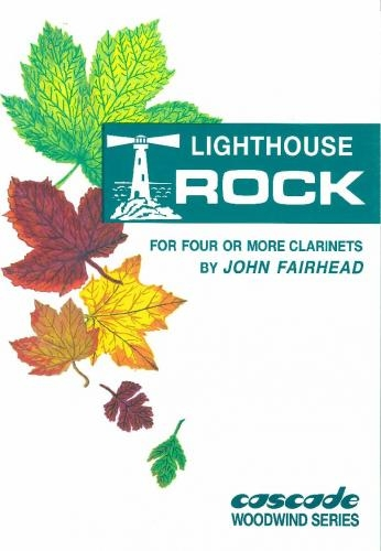 Lighthouse Rock: Clarinet Quartet