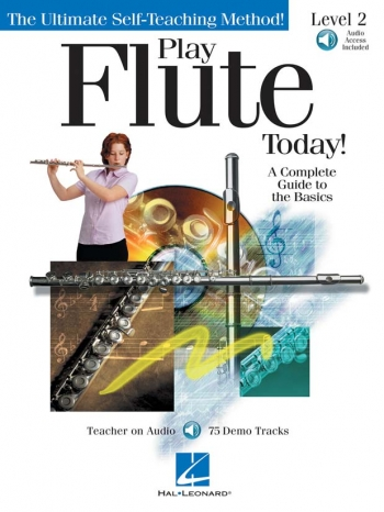 Play Flute Today: Book 2