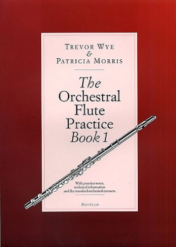 The Orchestral Flute Practice: Book 1: Flute (Wye)