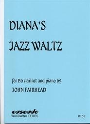 Dianas Jazz Waltz: Flute (Cascade)