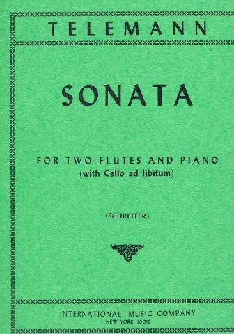 Sonatas 2: Flute & Piano (International)