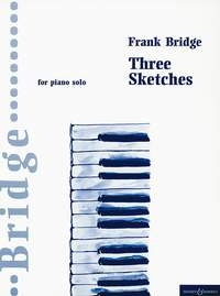 3 Sketches For Piano Solo (April,Rosemary and Valse Capricieuse): Piano (B&H Ed)
