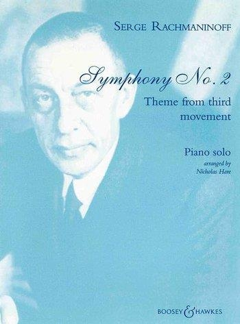 Theme From The Third Movement: From Symphony No.2: Piano (B&H Ed)