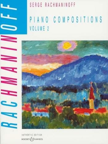 Piano Compositions Vol2: Piano (Boosey & Hawkes )