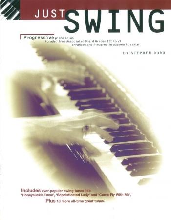 Just Swing - Piano (duro)