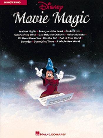 Disney Movie Magic: Big Note: Piano