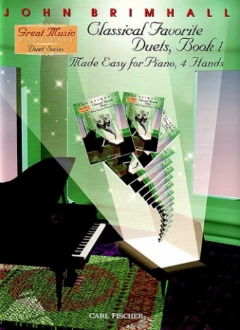 Classical Favourite Duets: Book 1