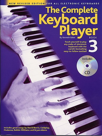Complete Keyboard Player: Book 3: revised Book And Cd