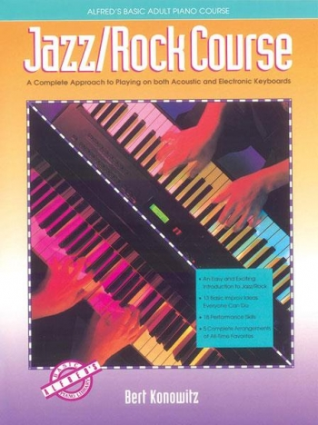Jazz Rock Course: Adult Piano Course