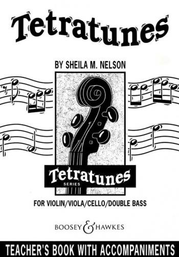 Tetratunes: Piano Accomp: Violin, Viola,cello