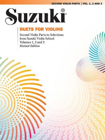 Suzuki Violin School: Duets For Violins