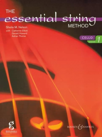 Essential String Method: 1: Violoncello: Tutor (nelson) (Boosey & Hawkes)