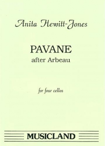 Pavane: 4 Cellos