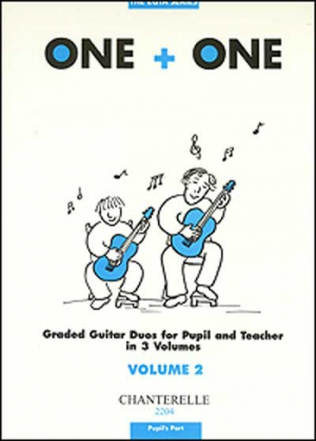 One Plus One: 2: Guitar: Duet: Pupils Part