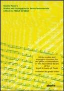Scales And Arpeggios: Baritone Or Euphonium: Treble Clef: Grade 1-8 (Sparke)