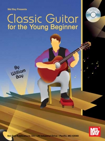 Classic Guitar For The Young Beginner