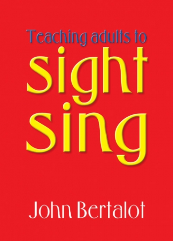 Teaching Adults To Sight Sing