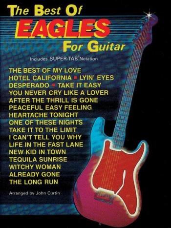 Eagles: Best Of: Guitar Tab
