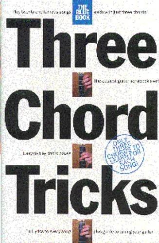3 Chord Tricks: Guitar: Blue Book