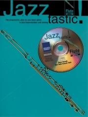 Jazztastic: Intermeadiate: Flute: Book & CD
