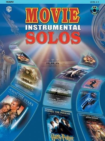 Movie Instrumental Solos: Trumpet: Book & CD