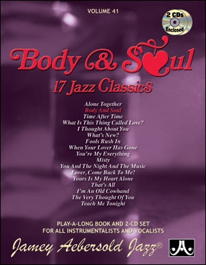 Aebersold Vol.41: Body and Soul: All Instruments: Book & CD