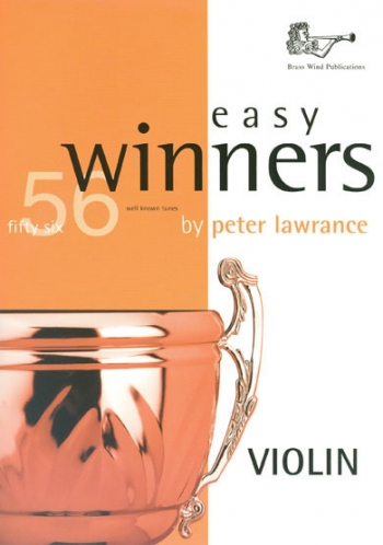 Easy Winners: Violin Part: Book Only