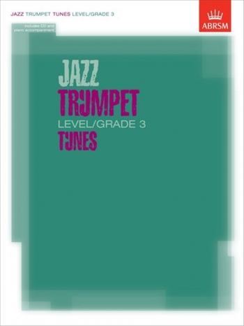 ABRSM Jazz Trumpet Tunes - Level/Grade 3: Book & CD