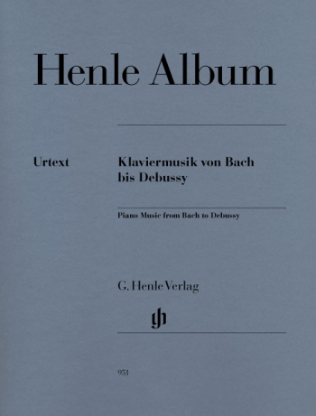Henle Piano From Bach To Debussy